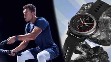 Amazfit智能運動手錶 Stratos 3 - 為專業運動而生的實力佳作