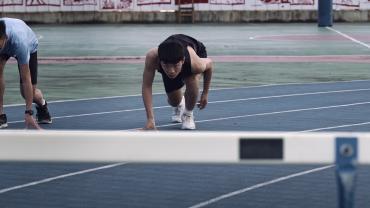 《三步》:運動的信仰