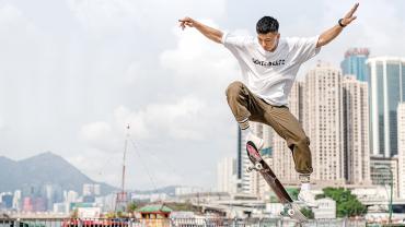 滑板逆潮 - 陸俊彥