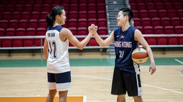 籃女當自強|李祉均、陳欣汶成兩位香港女子籃球壇「第一人」