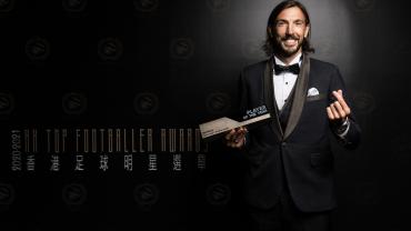 香港足球明星選舉 丹恩奴域膺「三料足球先生」 顏樂楓勇奪兩獎