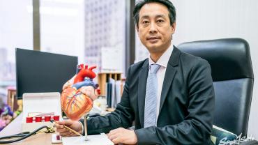 梁達智醫生專訪 - 運動X心血管健康